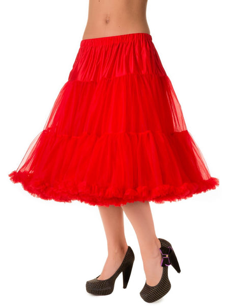 Lifeforms Petticoat - Red