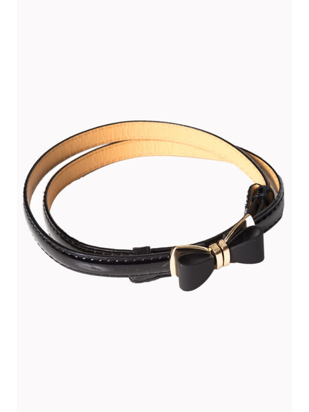 Ocean Avenue Belt - Black