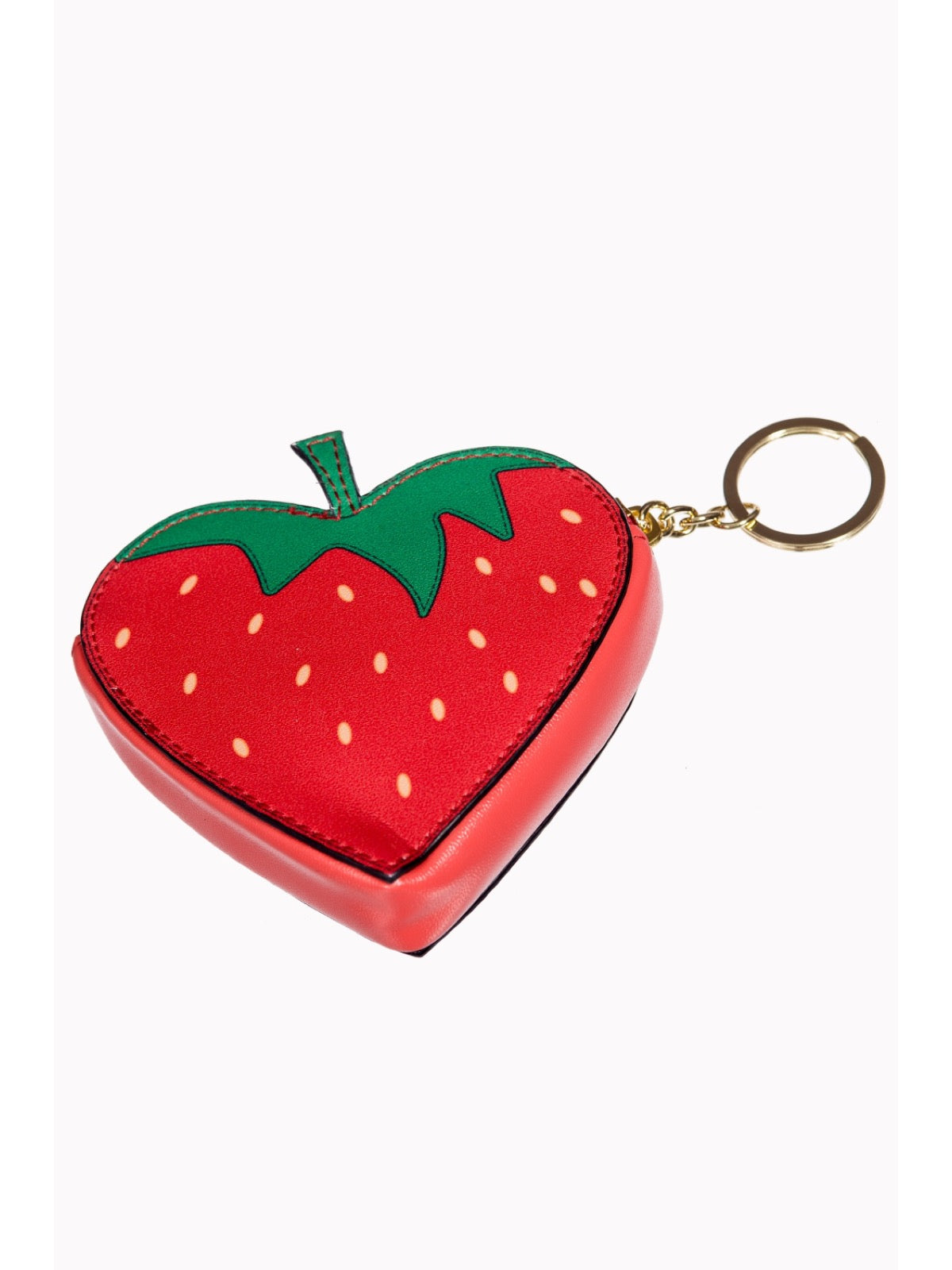 Strawberry Coin Purse