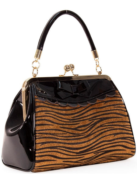 Crazy Little Tiger Handbag