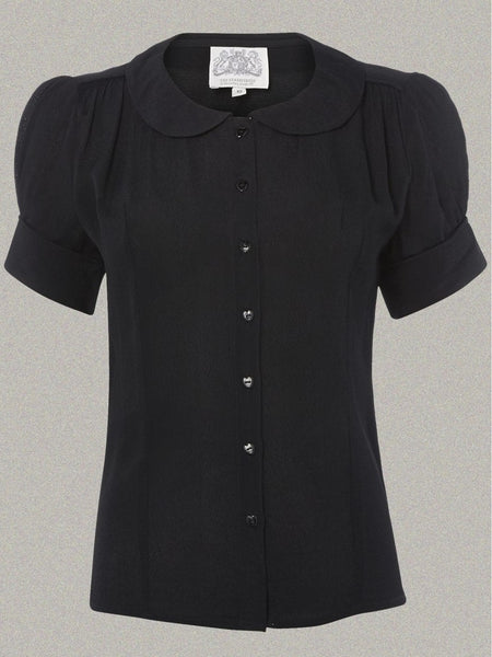 Jive Blouse - Black