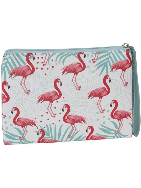 Flamingo Cosmetics Bag