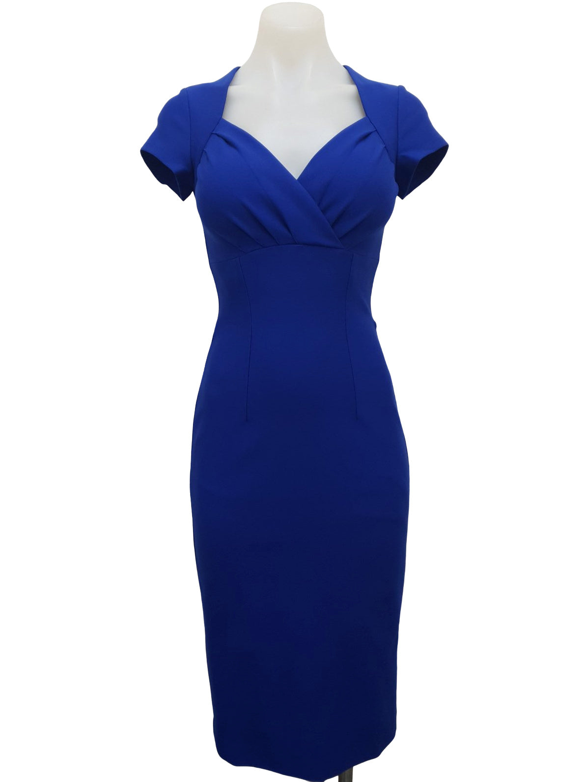 Sadie Pencil - Royal Blue