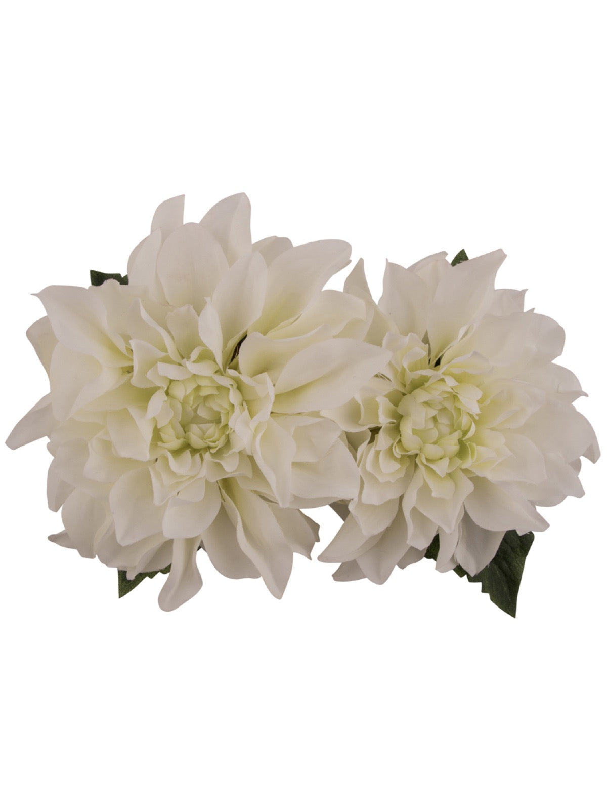 Samantha Hair Flower - Ivory