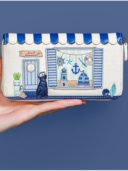 Apothecary Large Zip Wallet - AUS Exclusive
