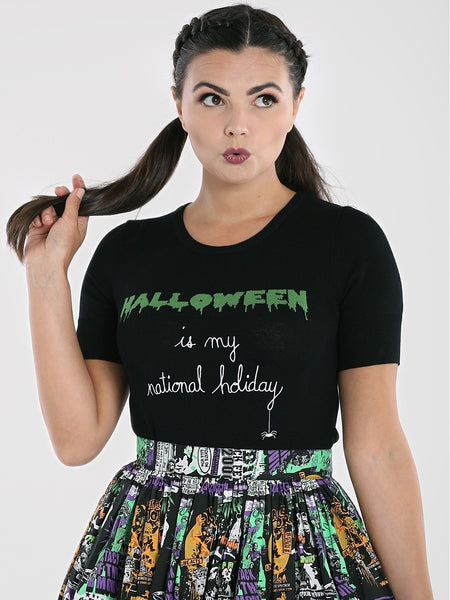 Halloween Forever Top
