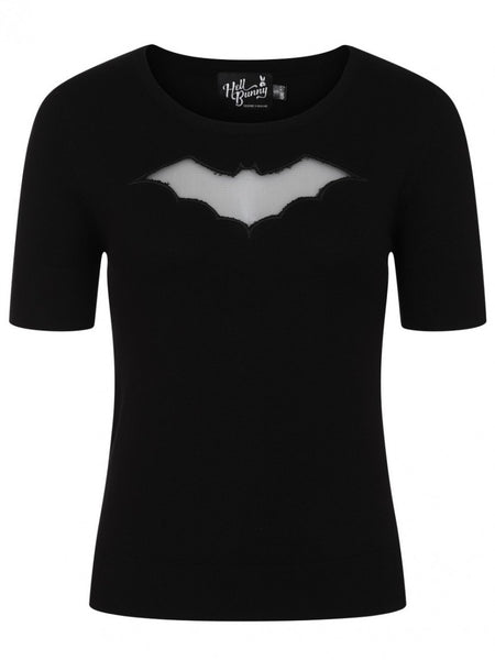 Bat Top - Black