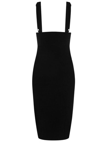 Karen Pencil Skirt - Black