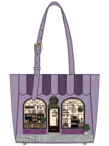 Apothecary Shopper Bag - AUS Exclusive
