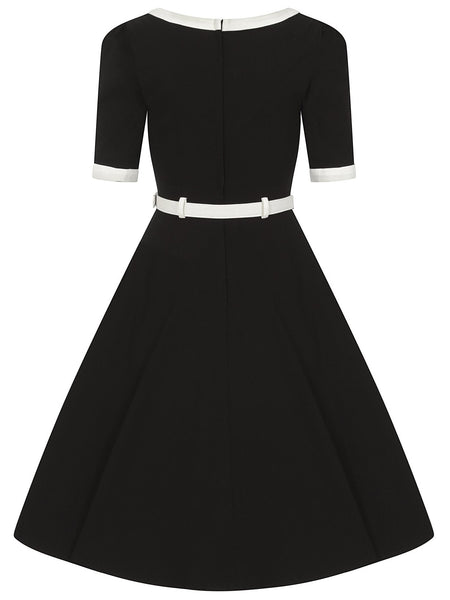 Sadie 50's Swing - Black