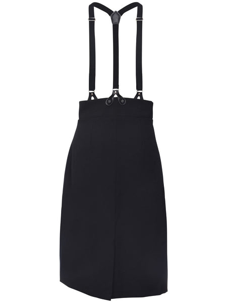 Ellen Suspender Pencil Skirt