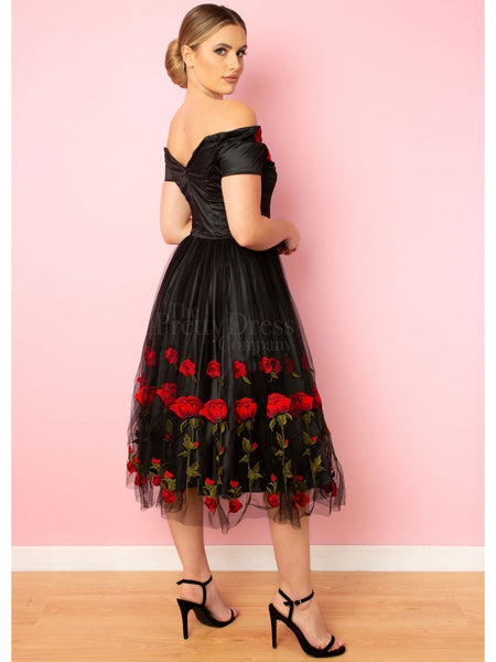 Fatale Prom - Embroidered