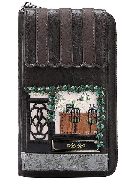 Gin Bar Phone Wallet