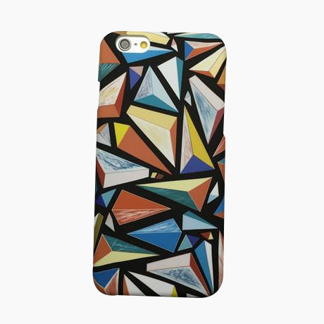 Triangle Painting Case For All iPhones