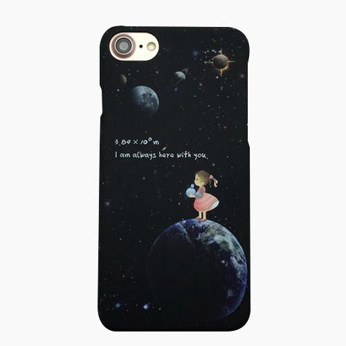 I Am Always Here With You Phone Case For All iPhones