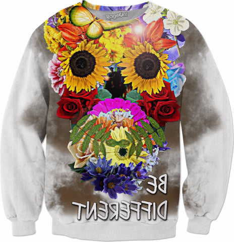 Be Different Beauty Explosion Sweatshirt
