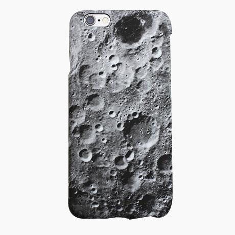 Moon Rock Phone Case