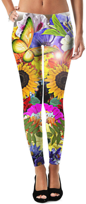 Be Different Beauty Explosion Leggings