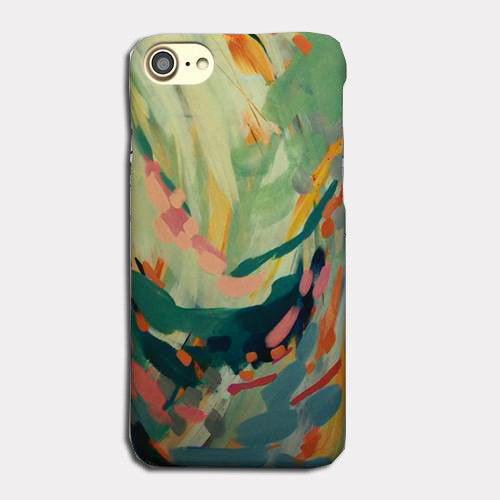 Colorful Painting Phone Case for iPhones