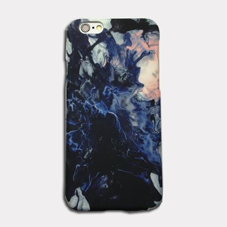 Mystical Blue Phone Case For iPhones
