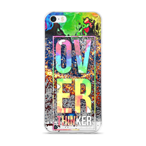 Overthinker iPhone Case