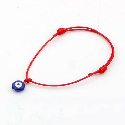 Adjustable Lucky Eye Bracelet