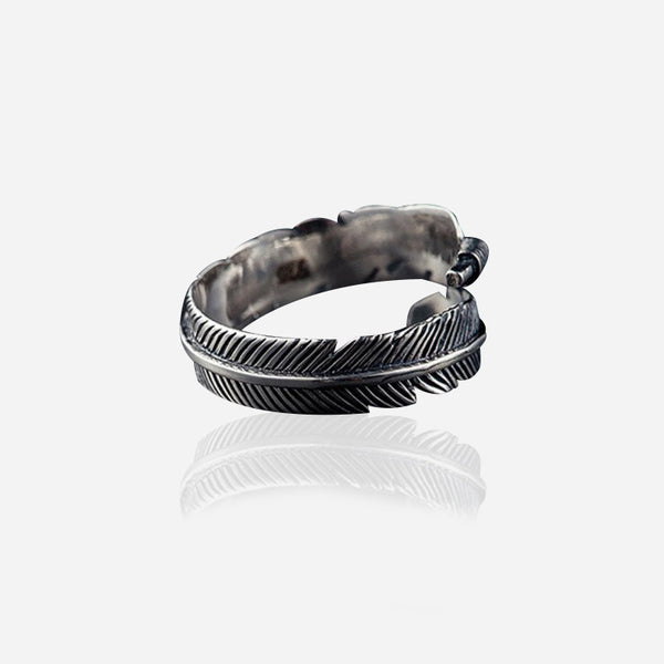 Feather Arrow Ring