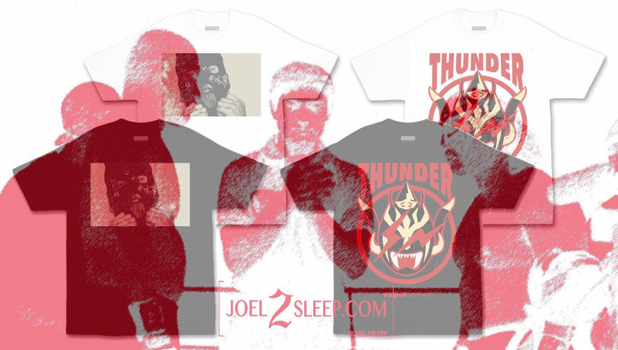 PRE-ORDERS AVAILABLE: JOEL2SLEEP STYLE EVOLVED