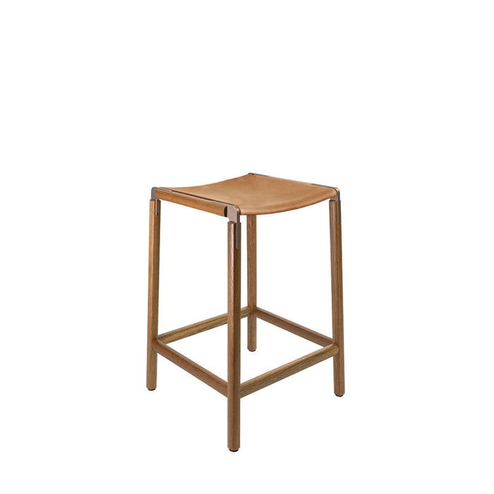 De Haro - Oxidized Oak, Copper Bronze, SN Leather, Seat Only, Camel
