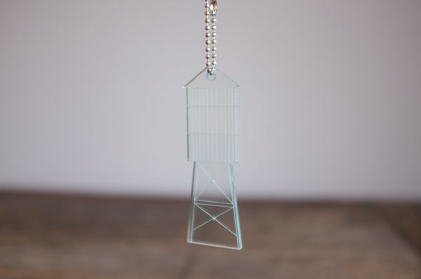 NYC Water Tower Keychain