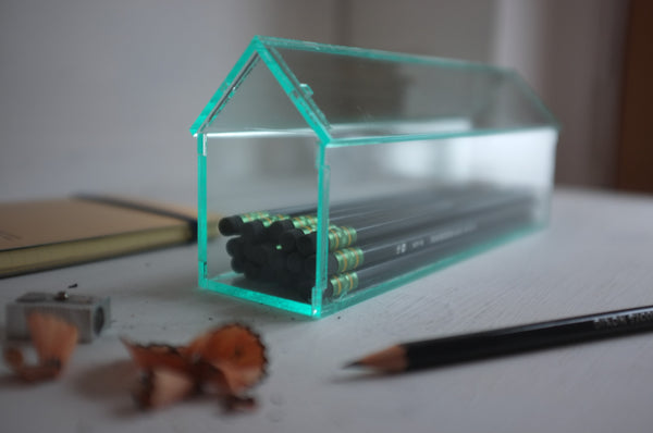 Pencil Box House