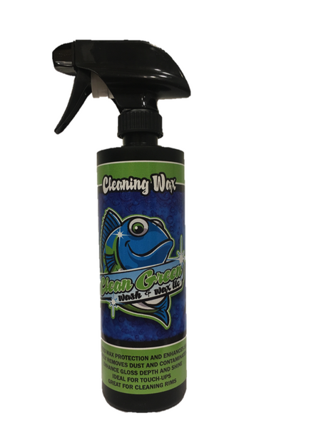 Spray Wax for drying