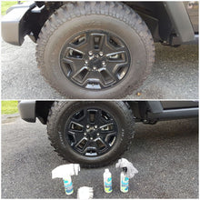 Fresh Rubber Tire Shine & Cleaner with UV Protectant 1 Gallon