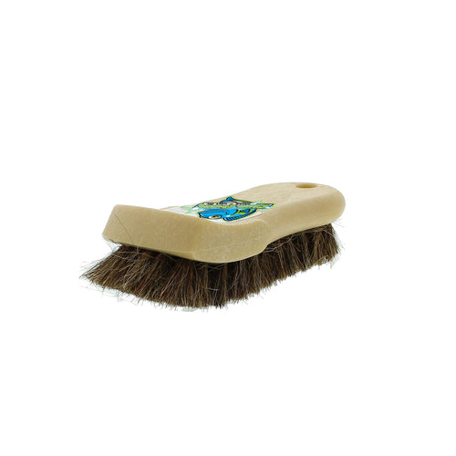 Horse Hair Leather Cleaning Brush