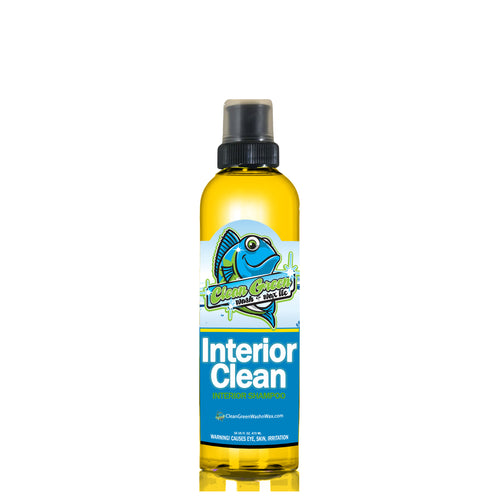 Clean Green Wash & Wax Interior Clean 16 oz. Concentrate 300:1