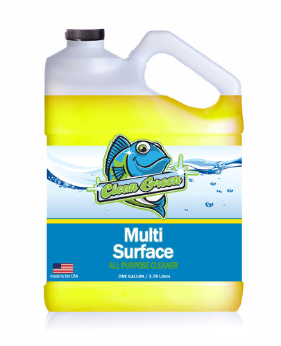 Multi Surface All Purpose Cleaner 1 Gallon Concentrate 30:1