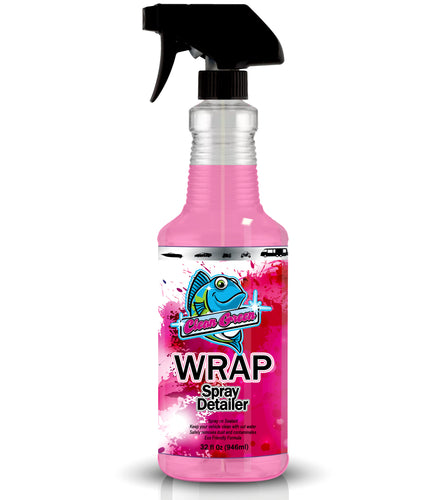Wrap Detailer Spray
