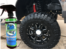tire shine tires rubber new look tire cleaner