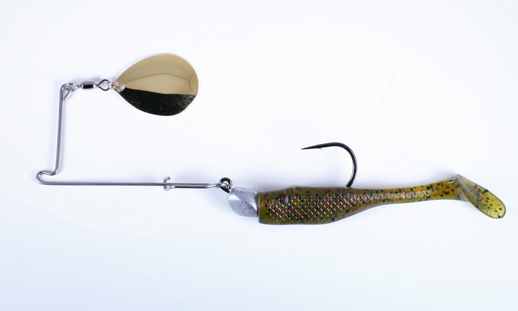 Redfish Spinnerbait