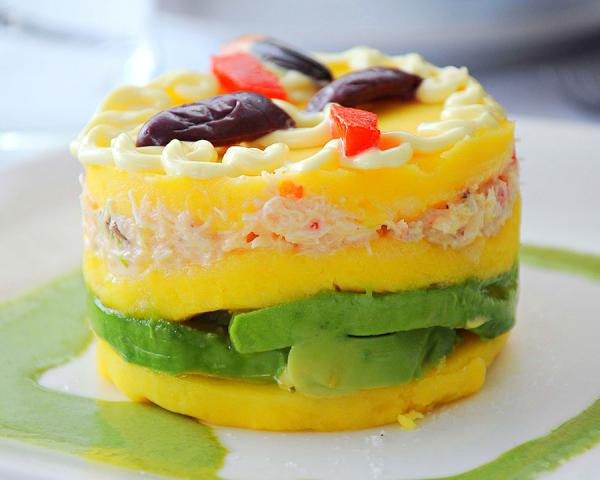 Delicious Causa Rellena Recipe in just 10 steps