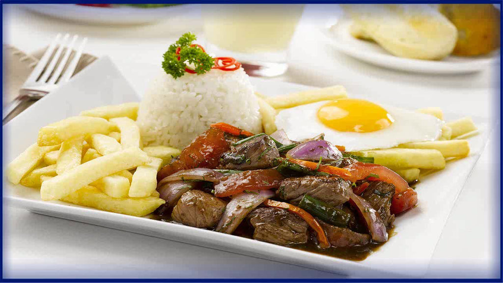Peruvian Lomo Saltado in 8 Steps Recipe
