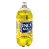 Inca Kola Golden Soda 2 Lt. (Pack of 8)