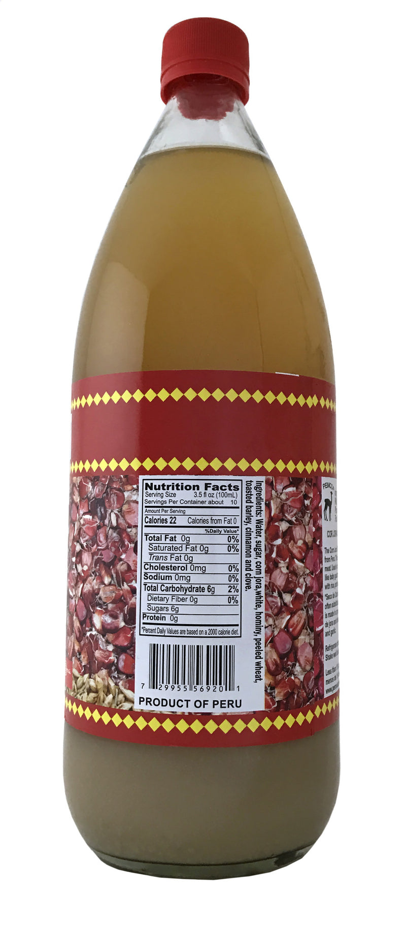 Inca's Food Chicha de Jora 32 Fl.oz
