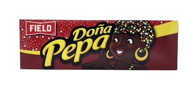 Doña Pepa Field Cookies with Chocolate and Sprinkles