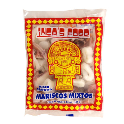 Inca's Food Mixtura De Mariscos - Frozen Mixed Seafood 15 oz.