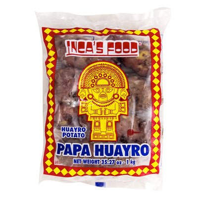 Inca's Food Papa Huayro - Frozen Huayro Potato 35.27 oz.