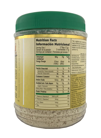 Kiwigen Golden Enriched Drink Mix - With Maca, Amaranth and Quinoa 4.4 oz.