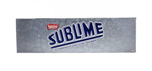 Nestle Sublime Chocolate con Leche y Maní 720 gr.