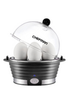 Chefman Electric Egg Cooker Boiler - Black