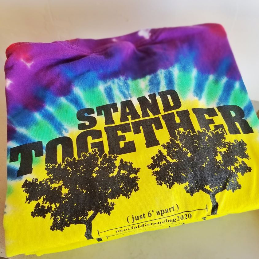 Tie Dye Sycamore Grove 2020 Shirt